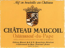 Chateau Maucoil Chateauneuf du Pape Tradition 2012-0
