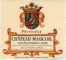 Chateau Maucoil Chateuaneuf du Pape Privilege 2010-0