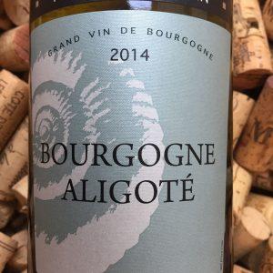 Domaine Bersan Bourgogne Aligote 2014-0