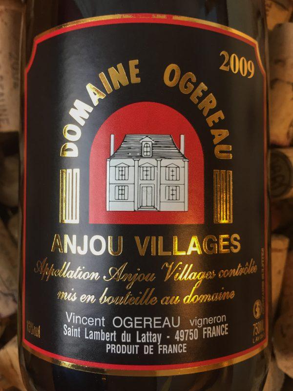 Vincent Ogereau Anjou Villages 2009