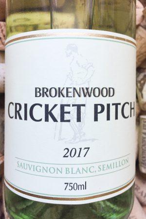 Brokenwood Cricket Pitch White 2015