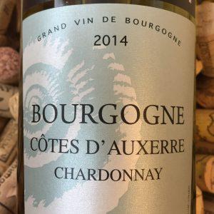 Domane Bersan Bourgogne Blanc Cotes d'Auxerre 2014