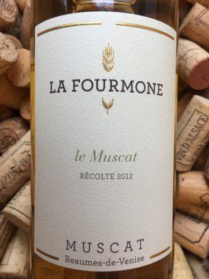 Domaine La Fourmone Le Muscat de Beaumes de Venise 2017