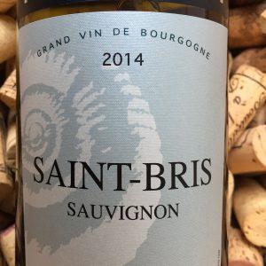 Domaine Bersan Saint Bris 2014