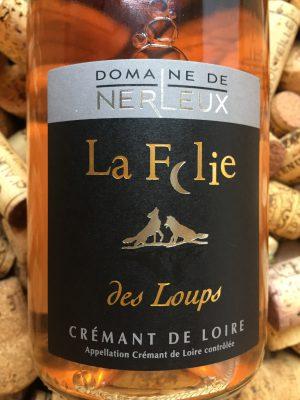 Domaine de Nerleux Cremant de Loire Rose