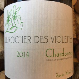 Le Rocher des Violettes Chardonnay IGP Val de Loire 2014