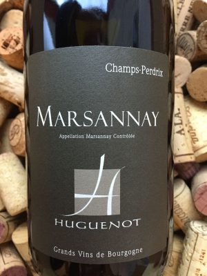 Domaine Huguenot Marsannay Champs Pedrix 2012
