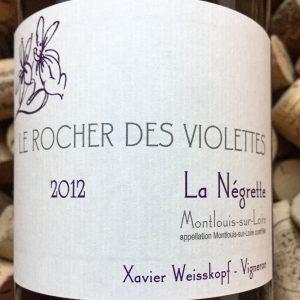 Le Rocher des Violettes La Negrette Montlouis 2012-0