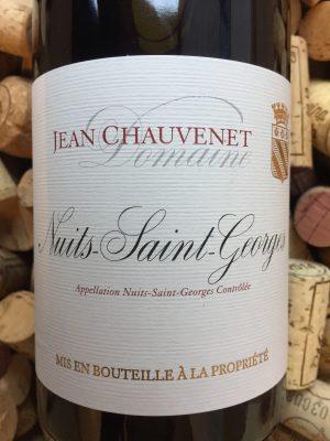 Jean Chauvenet Nuits Saint Georges 2013