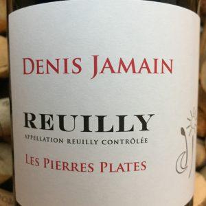 Domaine de Reuilly Reuilly Rouge Les Pierres Plates 2014