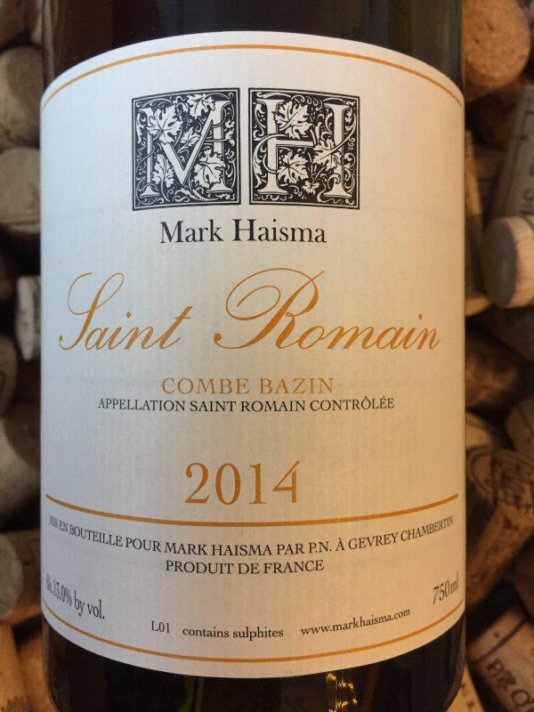 Mark Haisma Saint Romain Combe Bazin 2014
