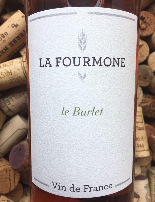 Domaine La Fourmone Le Burlet Rose Vin de France-0