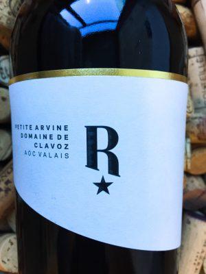 Renaissance Petite Arvine Domaine Clavoz Privilege AOC Valais 2014
