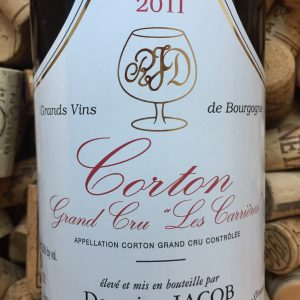 Domaine Jacob Corton Grand Cru 2011