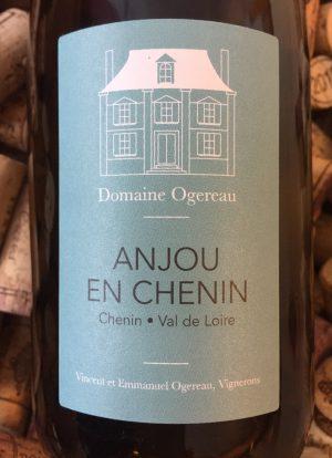 Domaine Ogereau Anjou Blanc En Chenin 2014