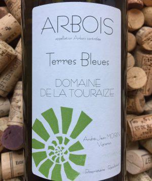 Domaine de la Touraize Arbois Blanc Terres Bleues 2015-0