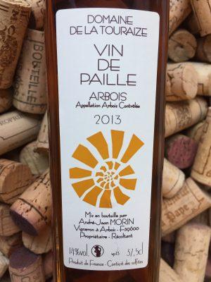Domaine de la Touraize Arbois Vin de Paille 2013 Demi-0