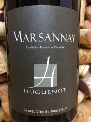Domaine Huguenot Marsannay 2014