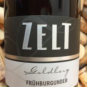 Ernst & Mario Zelt Früburgunder Goldberg Pfalz 2014
