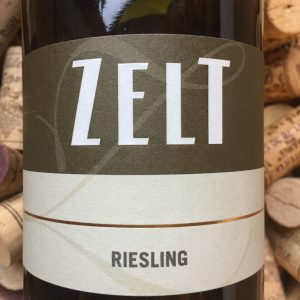 Ernst & Mario Zelt Riesling Pfalz 2015