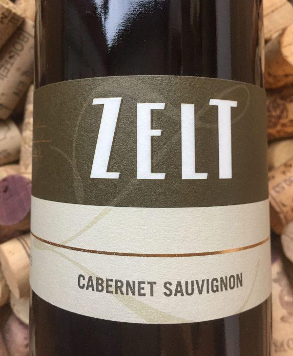 Ernst & Mario Zelt Cabernet Sauvignon Pfalz 2015