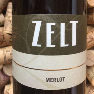 nst & Mario Zelt Merlot Pfalz 2015