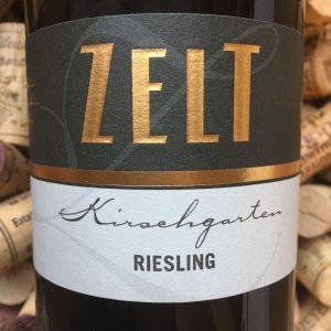 Ernst & Mario Zelt Riesling Kirschgarten Pfalz 2015