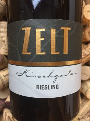 Ernst & Mario Zelt Riesling Kirschgarten Pfalz 2016