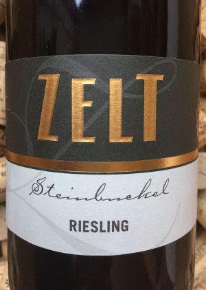 Ernst & Mario Zelt Riesling Steinbückel Pfalz 2015