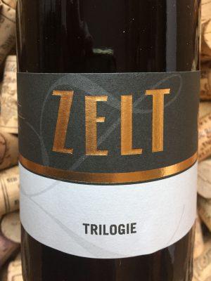 Ernst & Mario Zelt Cuvee Trilogie Pfalz 2014 -0
