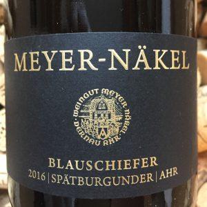 Meyer Näkel Blauschiefer Spätburgunder Ahr 2016