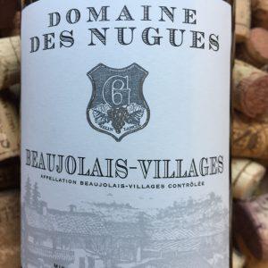 Domaine des Nugues Beaujolais Village Rouge 2014
