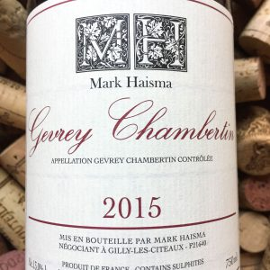 Mark Haisma Gevrey Chambertin 2015-0