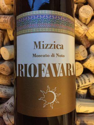 Riofavara Mizzica Moscato di Noto 2015-0