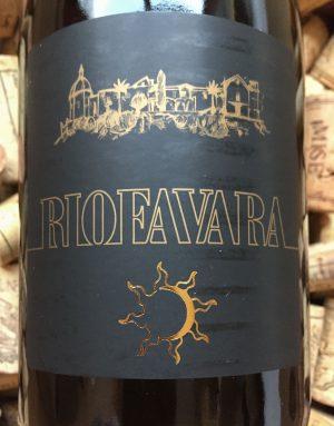 Riofavara Spumante Extra Brut 2014