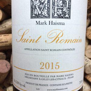 Mark Haisma Saint Romain 2015