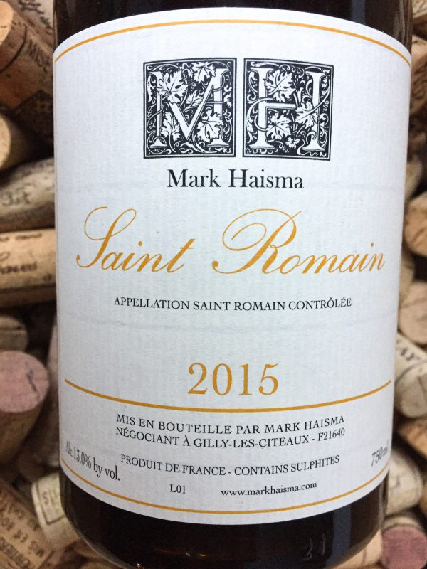 Mark Haisma Saint Romain 2015