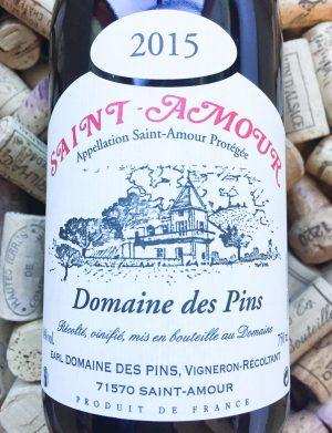 Domaine des Pins Saint Amour 2015