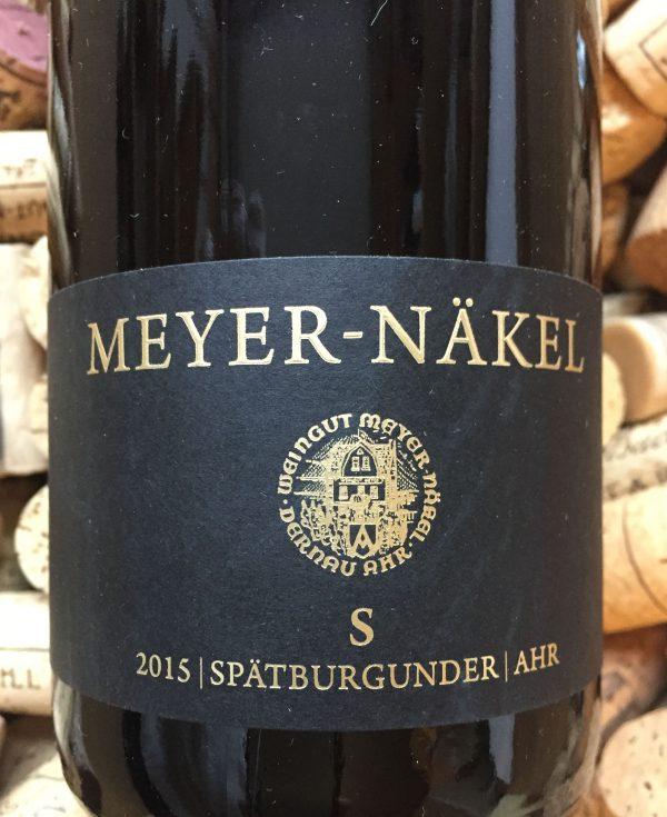 Meyer Näkel S Spätburgunder Ahr 2017