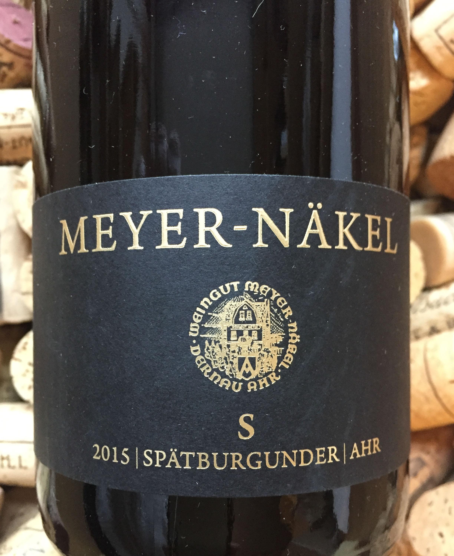 Meyer Näkel S Spätburgunder Ahr 2015