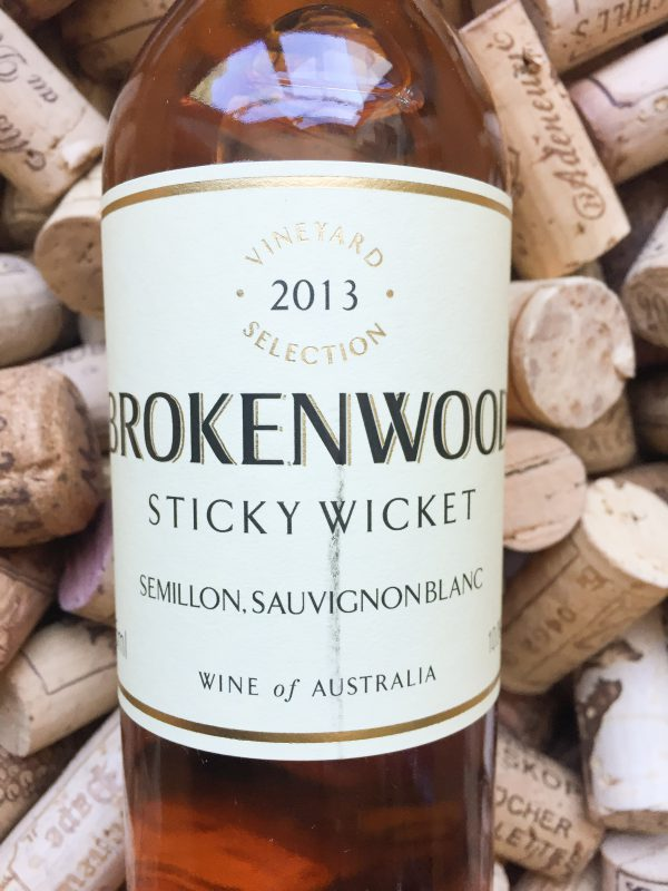 Brokenwood Semillon Sticky Wicket New South Wales 2013