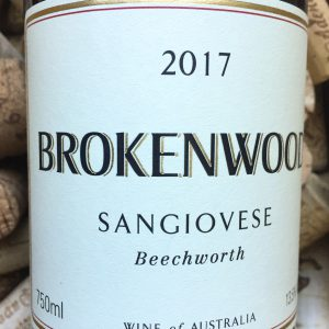 Brokenwood Sangiovese Beechworth 2017