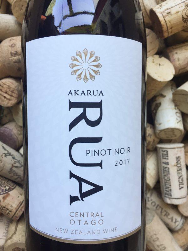 Akarua Rua Pinot Noir Central Otago 2017