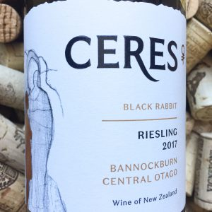 Ceres Riesling Black Rabbit Central Otago 2017