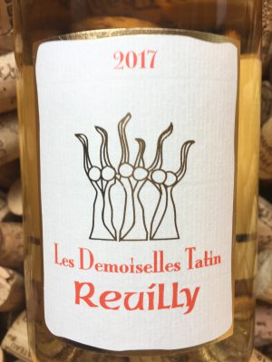 Jean Tatin - Les Demoiselles Tatin Reuilly Pinot Gris 2017