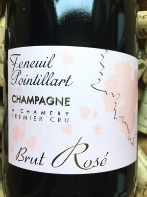 Feneuil Pointillart Brut Tradition Rose 1e Cru Champagne NV