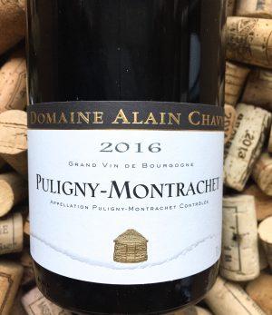 Alain Chavy Puligny Montrachet 2016