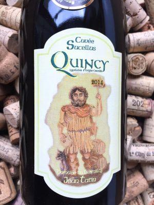 Jean Tatin - Domaine du Tremblay Quincy Sucellus 2014