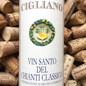 Cigliano Vin Santo del Chianti Classico 2008