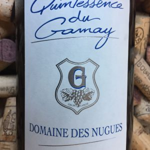 Domaine des Nugues Beaujolais Villages Quintessence 2011